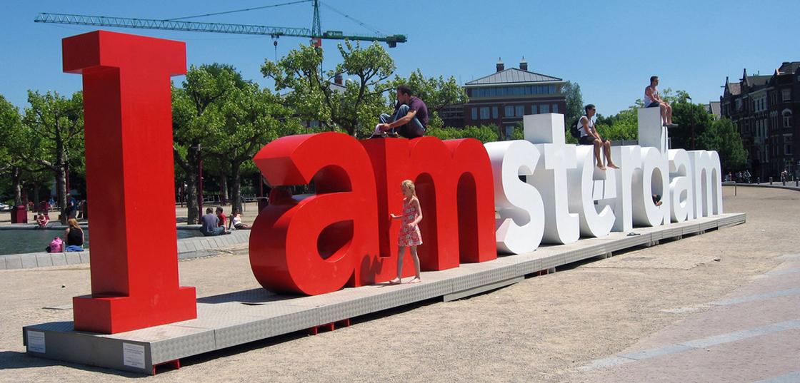 Vjeshtë në Amsterdam
