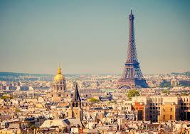 Vjeshtë në Paris