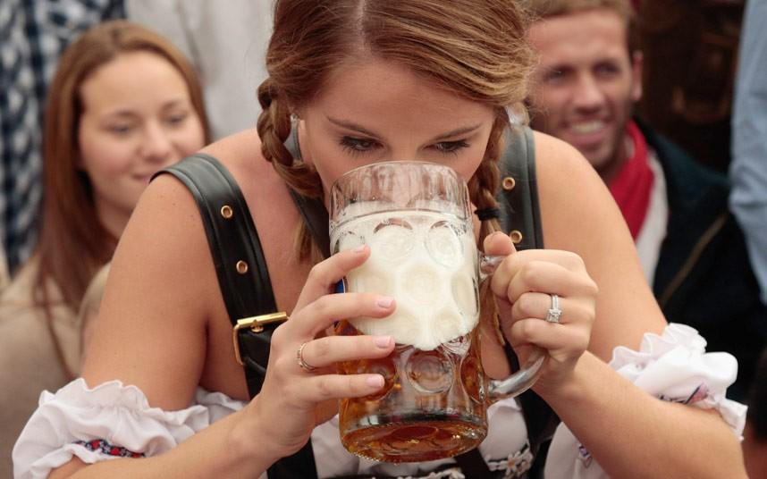Festa e Birrës në Mynih