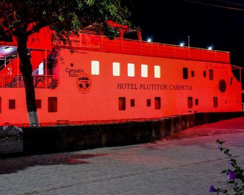 Hotel plutitor Sf. Constantin 3★, Sulina, Delta Dunarii