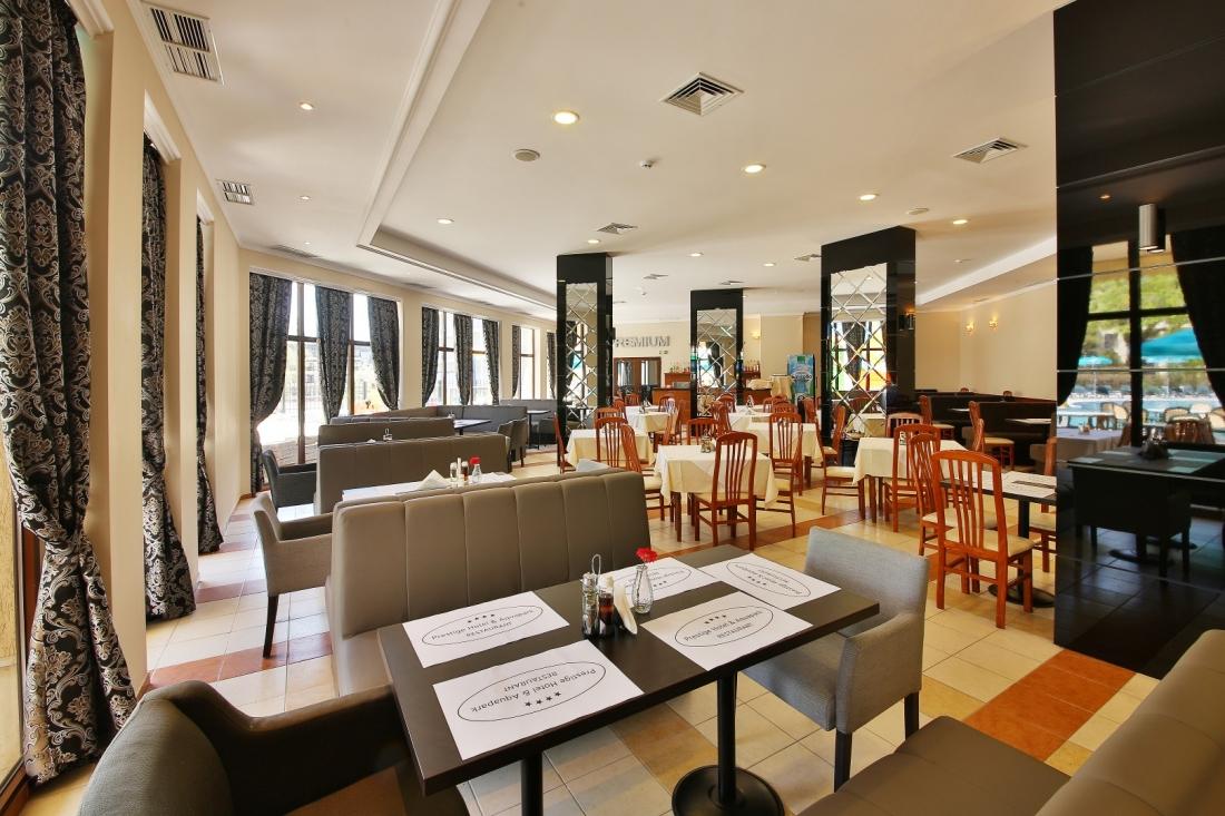 Prestige Hotel & Aquapark - Restaurant