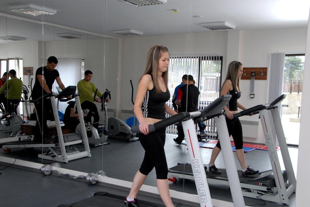 Balkan Jewel - Fitness
