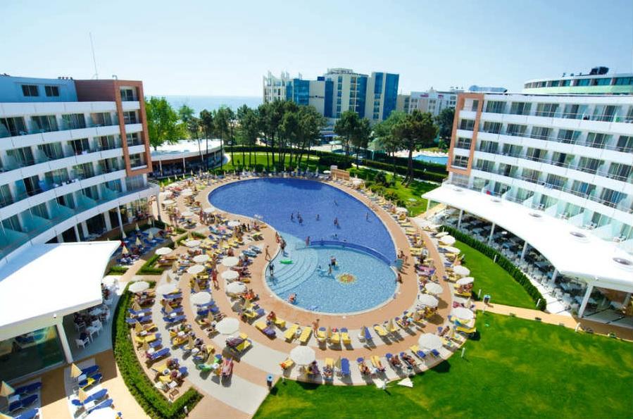 Hotel Riu Helios - Exterior