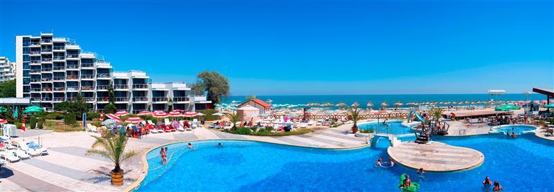 Slavuna - piscina