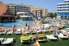 Trakia Plaza Apartments- Piscina