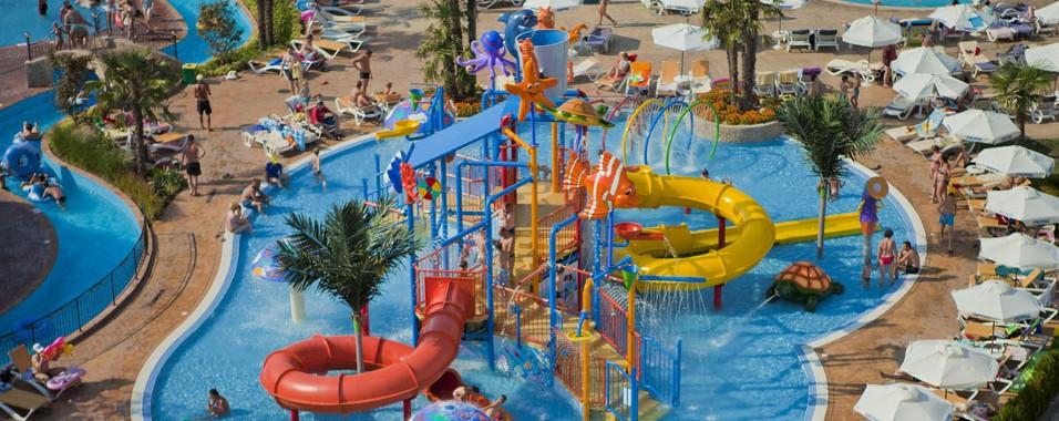 Evrika Club Hotel-Aqua Park Copii