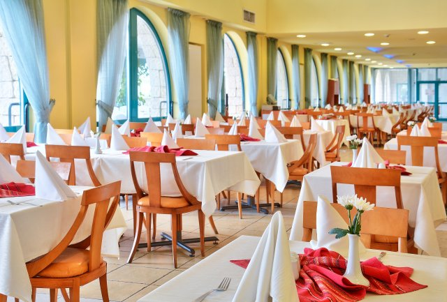 Berlin Golden Beach - Restaurant