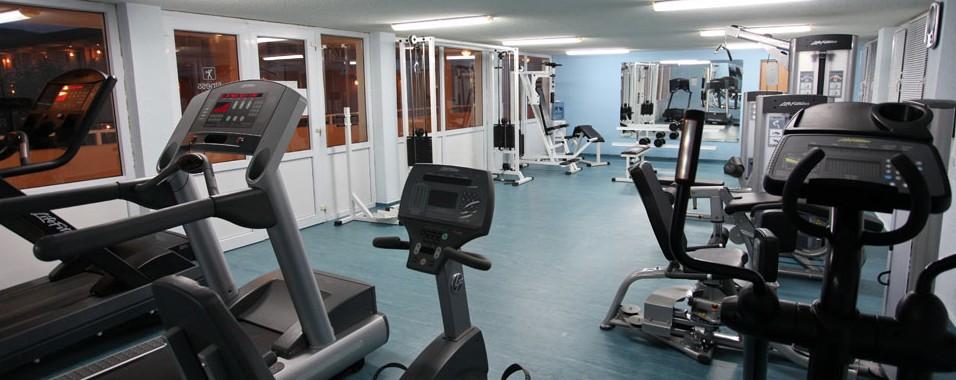 Evrika Club Hotel-Sala Fitness