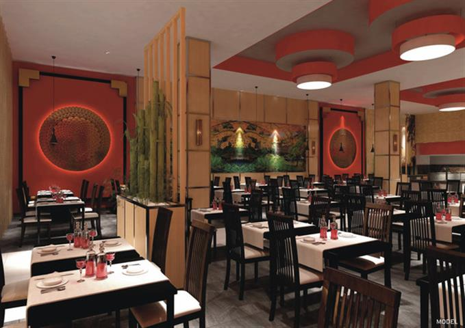 Restaurant Asiatic