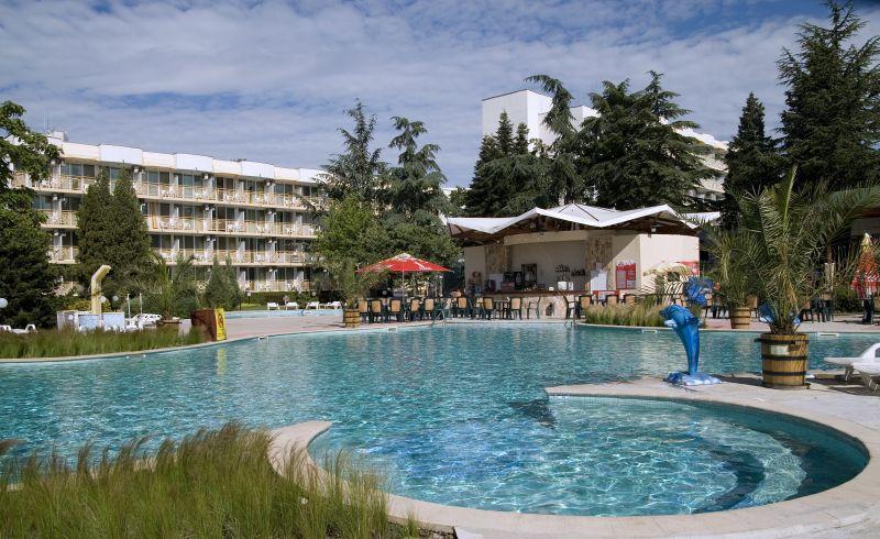 Hotel Malibu - Albena