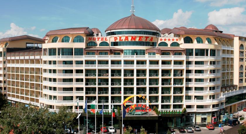 Hotel Planeta - General
