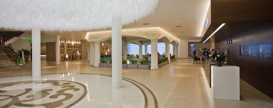Evrika Club Hotel - Receptie