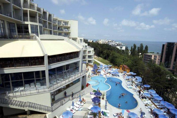 Park Hotel Golden Beach - Piscina Exterioara