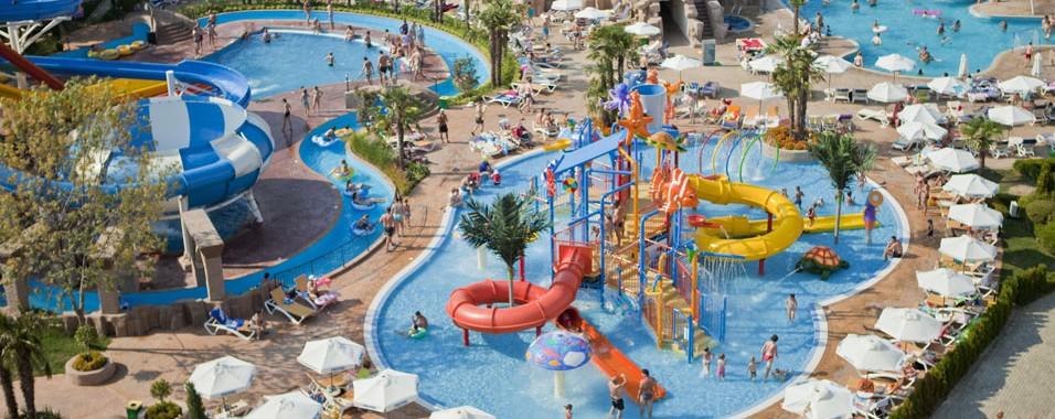 Evrika Club Hotel-AquaPark