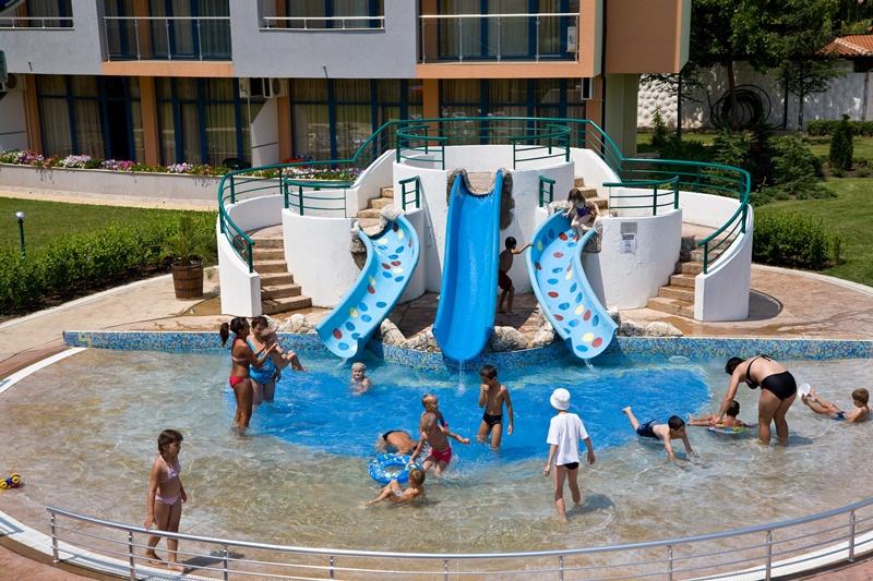 Trakia Plaza Hotel- Piscina Copii