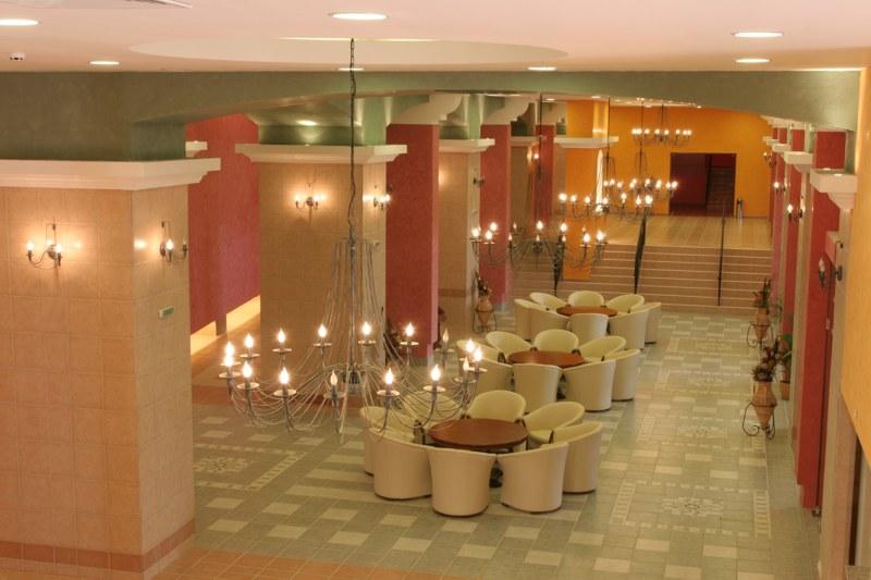 Hrizantema Hotel - Receptie