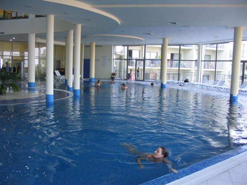 Park Hotel Golden Beach - Piscina Interioara