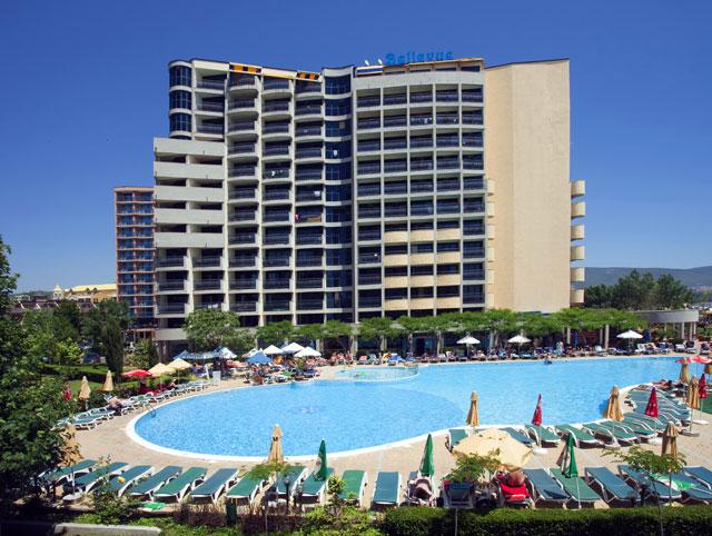 Bellevue Hotel - General