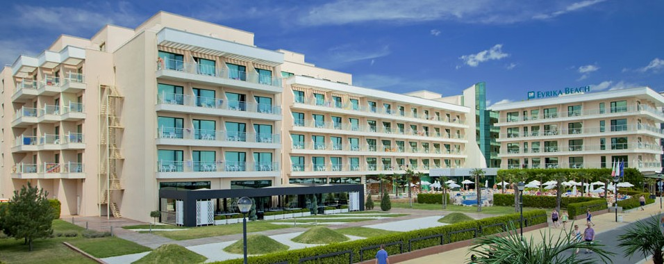 Evrika Club Hotel - General
