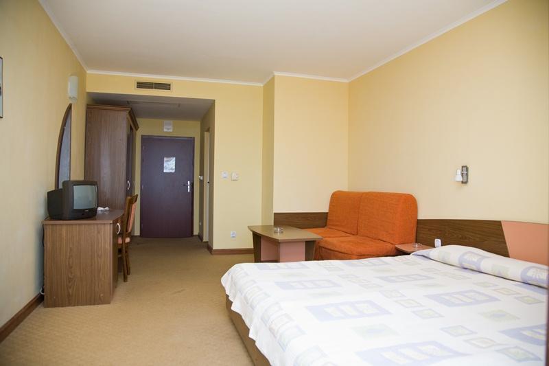 Trakia Plaza Hotel- Camera Dubla
