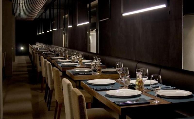 Riverside - Restaurant bar