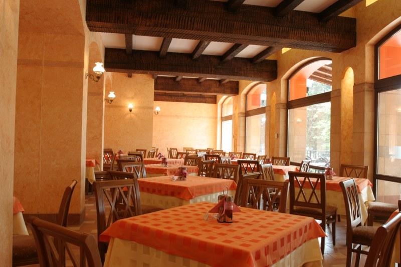 Hrizantema Hotel - Restaurant