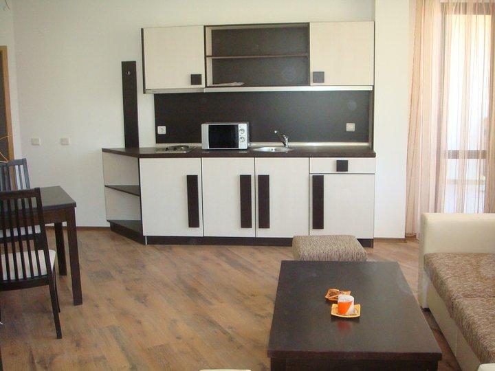 Grand Royale 4* - Living apartament