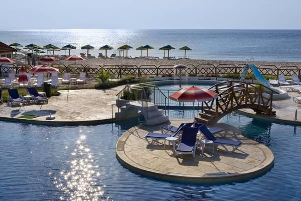 Hotel Gergana - Albena - Piscina