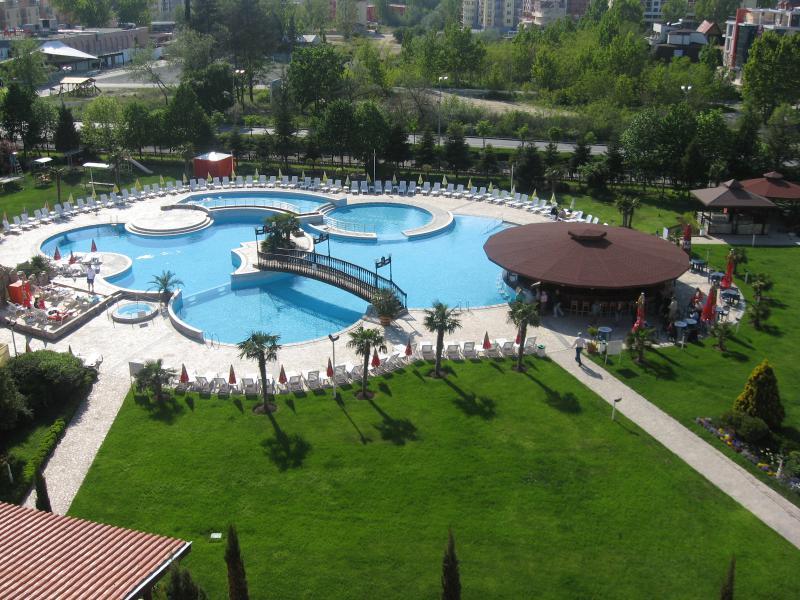 Hrizantema Hotel - Piscina