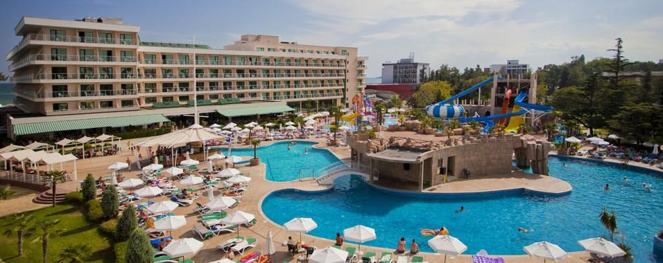 Evrika Club Hotel-Piscina