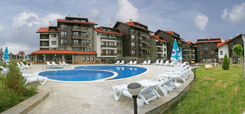 Balkan Jewel - Exterior