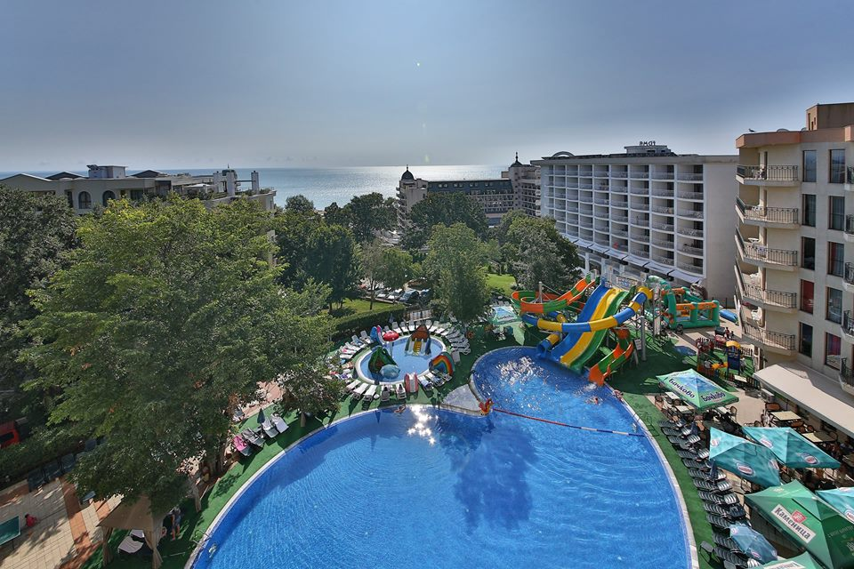 Prestige Hotel & Aquapark - Piscina exterioara