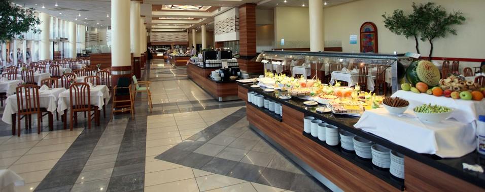 Evrika Club Hotel - Restaurant Principal