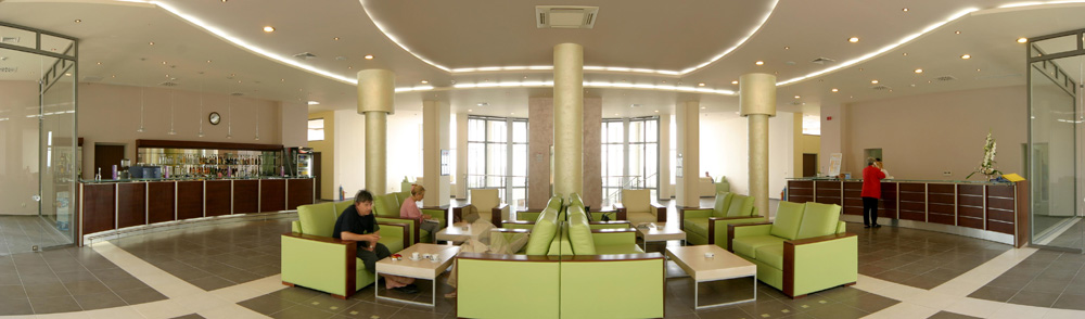 Park Hotel Golden Beach - Receptie & Lobby