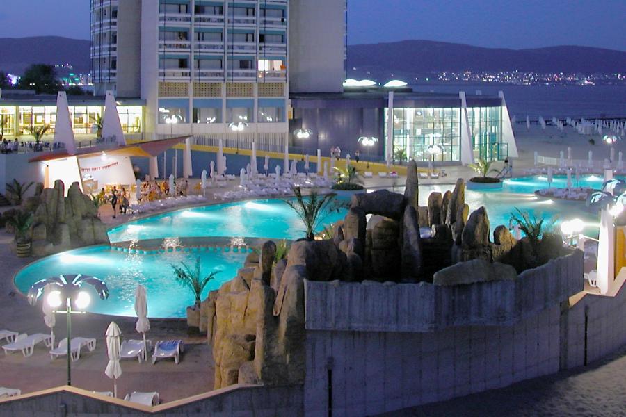 Burgas Beach Hotel 3