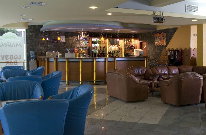 Hotel Malibu - Albena - Lobby