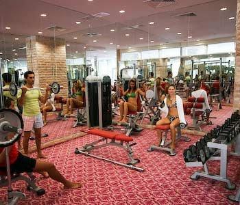 Hotel Planeta - Sala de Fitness