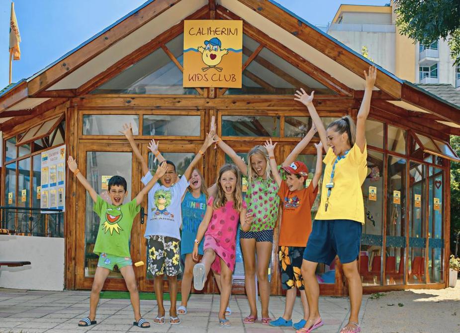Rodopi Tzvete Flora - Club pentru copii