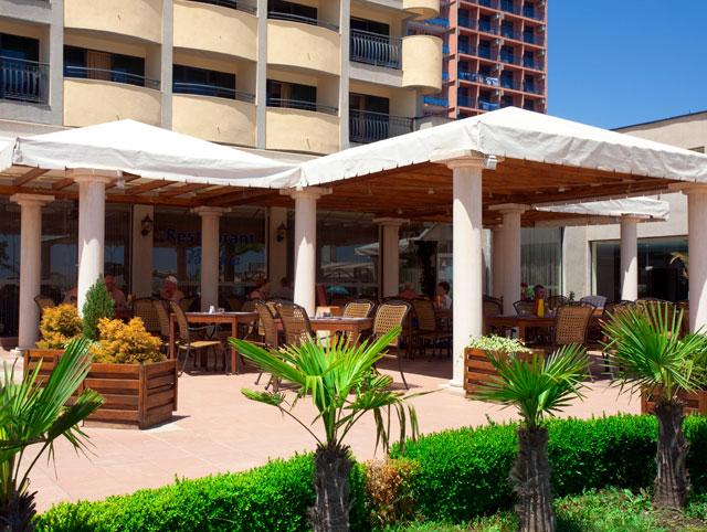 Bellevue Hotel - Restaurant Bendita
