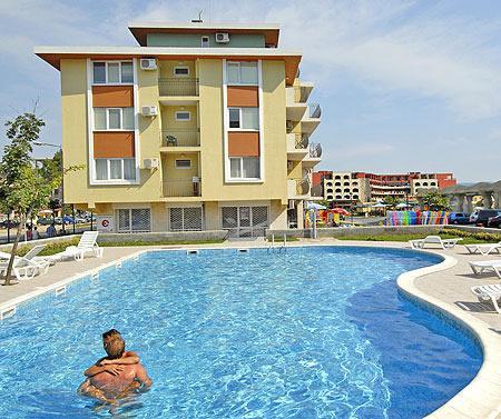 hotel forum sunny beach litoral bulgaria