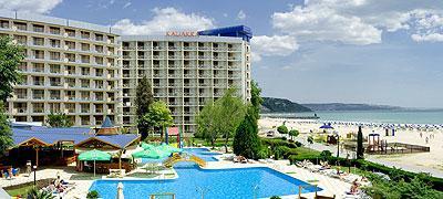 hotel kaliakra superior albena litoral bulgaria