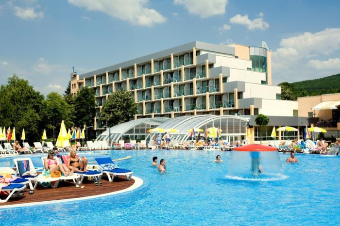 hotel ralitsa superior albena litoral bulgaria