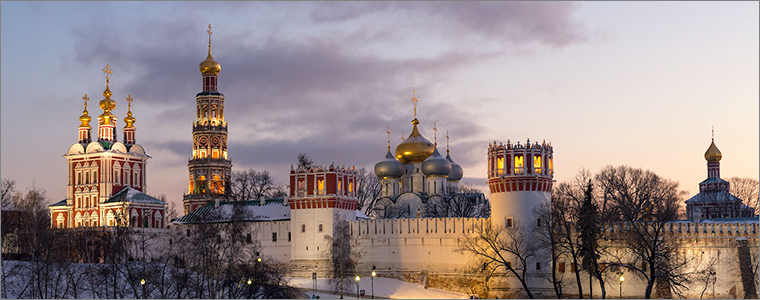 Circuit Rusia - Noptile Albe