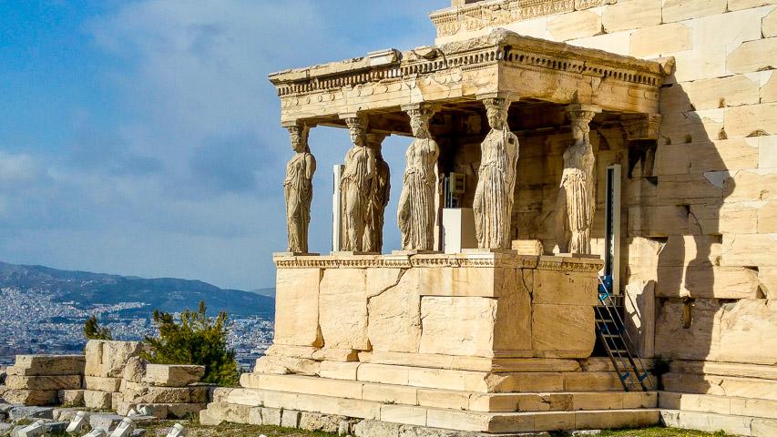 Circuit Atena - Leaganul Civilizatiei