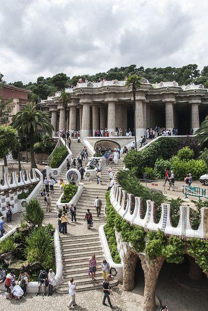 Circuit Barcelona - Pe urmele lui Gaudi si Dali