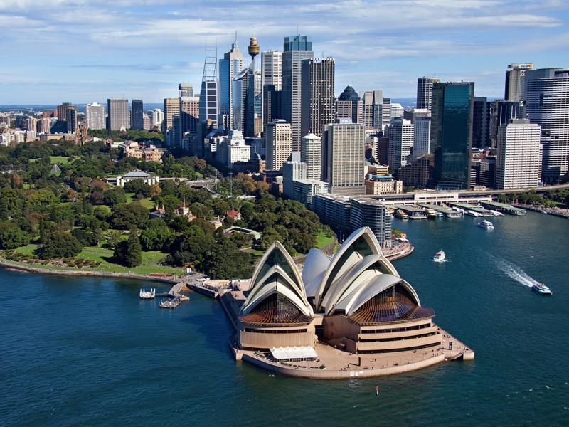 Circuit Australia - Tasmania - Noua Zeelanda - Singapore - Fiji