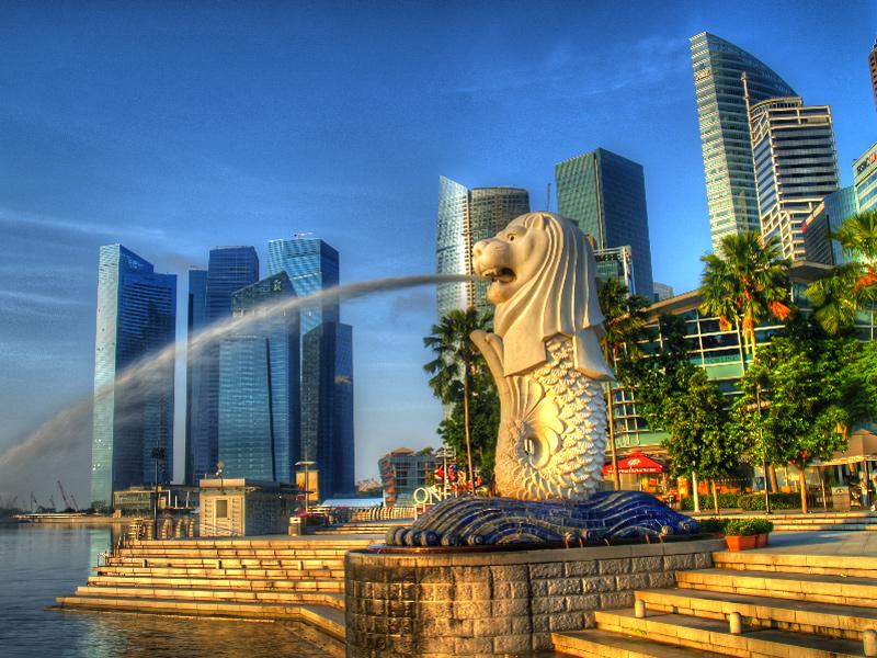 Circuit Thailanda-Malaysia-Singapore