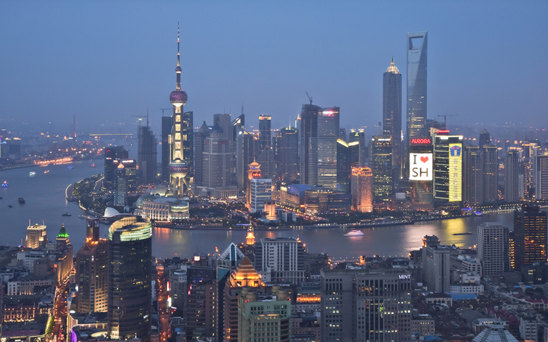 Circuit China - Hong Kong