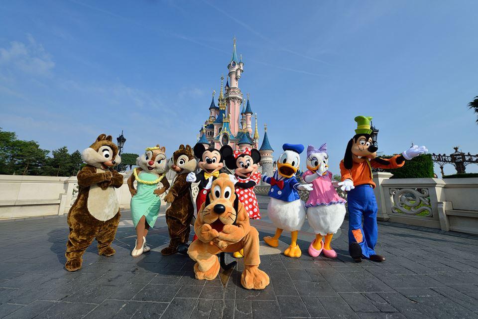 Circuit Incursiune in Paris: Valea Loarei si Disneyland