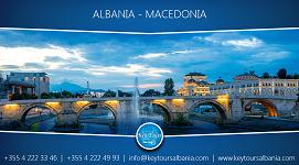 ALBANIA - MACEDONIA